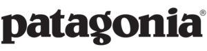 Patagonia logo matériel de sport eco-responsable