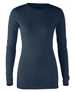 Sous-vêtement thermique Femme High Coast Top LS de Fjallraven