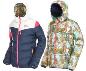 Veste ski femme réversible picture organic clothing Voice jkt