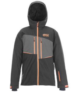Veste de ski Homme Picture Object black