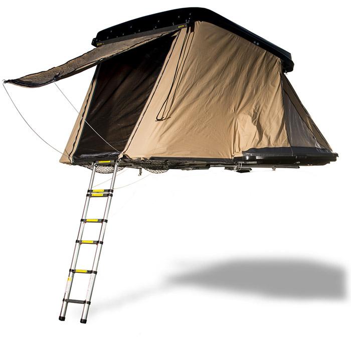 Tente de toit familiale NaitUp tente hussarde Quatro