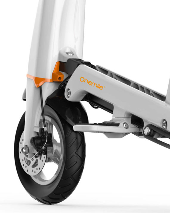 E-Scooter électrique pliant Halo City by Onemile