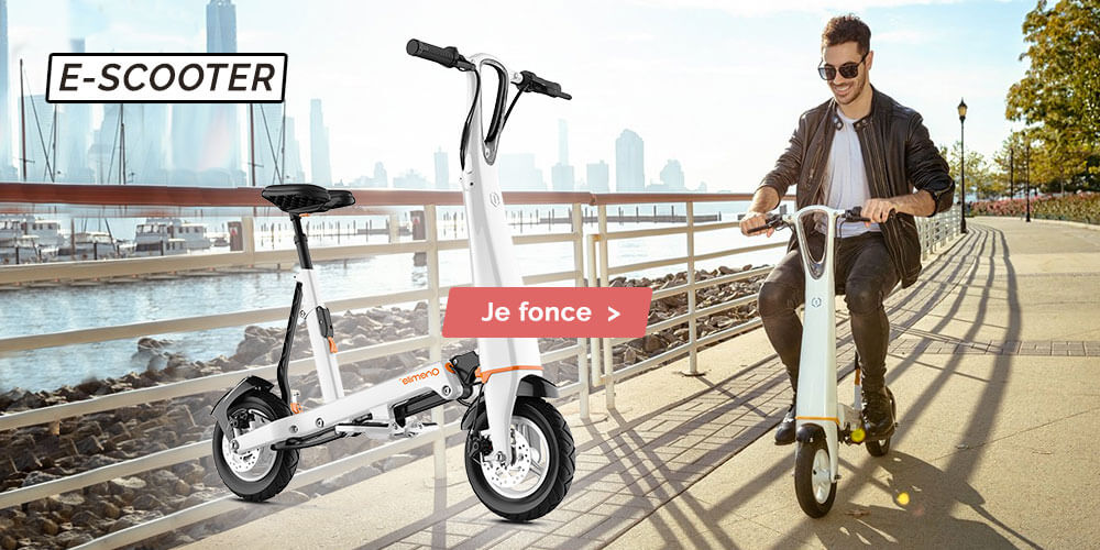 e scooter trottinette electrique halo city onemile pliante connecté