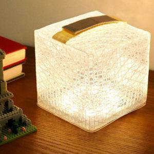 lampe led solaire solarpuff