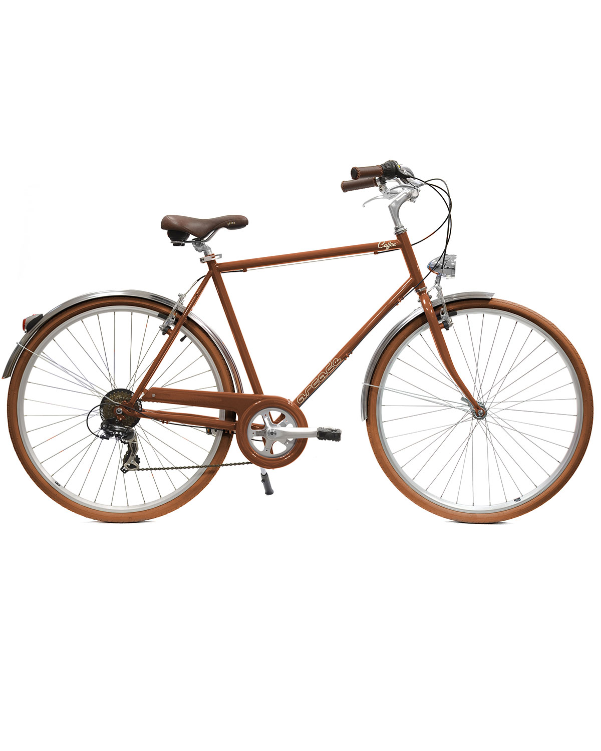 vélo homme coffee S6 homme cuivre arcade cycles