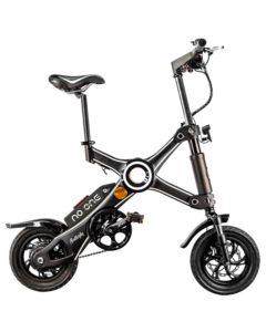 vélo électrique pliant butterfly