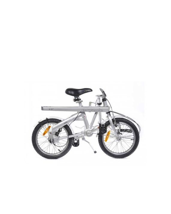 Vélo Pliant Sliding à cardan Arcade Cycles 16 pouces Nexus