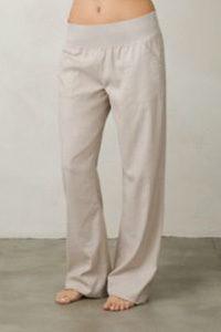 Prana pantalon yoga chanvre femme