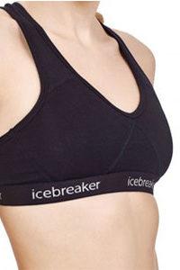 sprite racerback bra icebreaker yoga soutien gorge femme