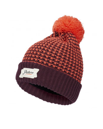 Bonnet Unisex Ale Beanie en Laine by Picture Organic Clothing