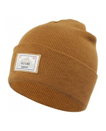 Bonnet Unisex Uncle Beanie en Laine by Picture Organic Clothing
