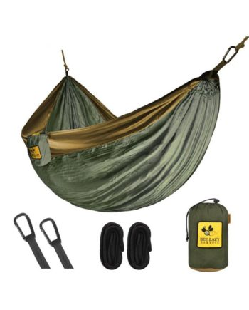 hamac de randonnée double by Bee Lazy Hammock