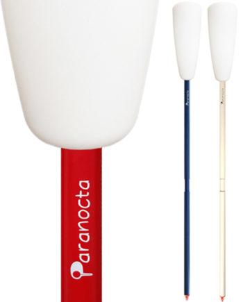 Lampadaire sans fil LED Rouge Bleu ou Blanc by Paranocta