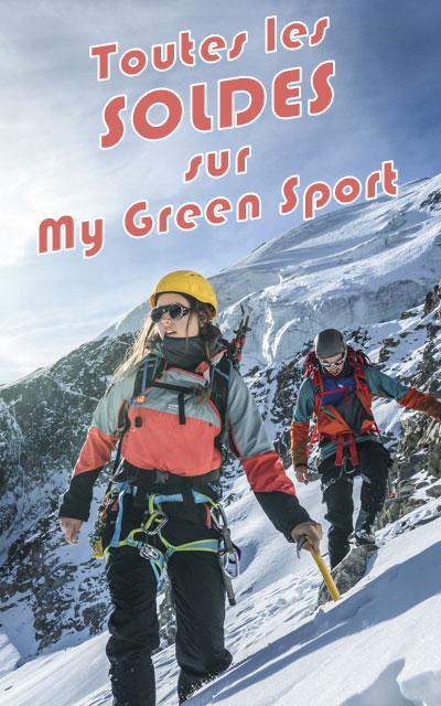 soldes matériel de sport éco-responsable sur my green sport