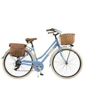 Via Veneto Canellini vélo de ville femme rétro beige