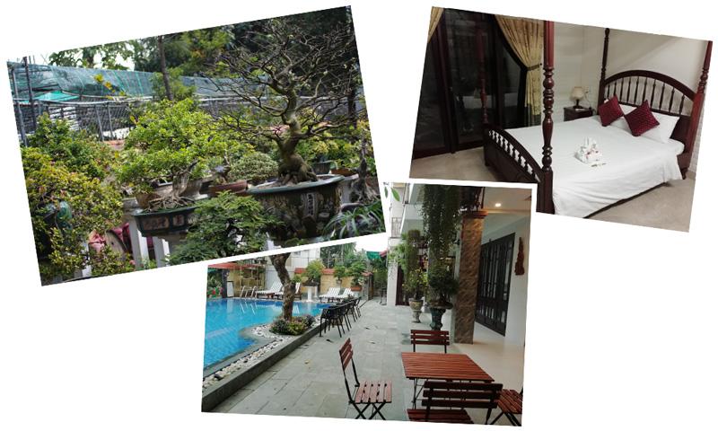 Hotel pas cher et beau Hoi An Bonsai Homestay