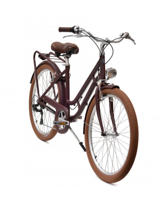 Vélo de ville 1903 Femme 26 pouces Arcade Cycles Made in France