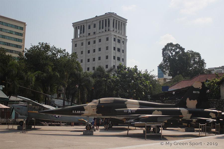 Musée des Vestiges de la Guerre - HCMV