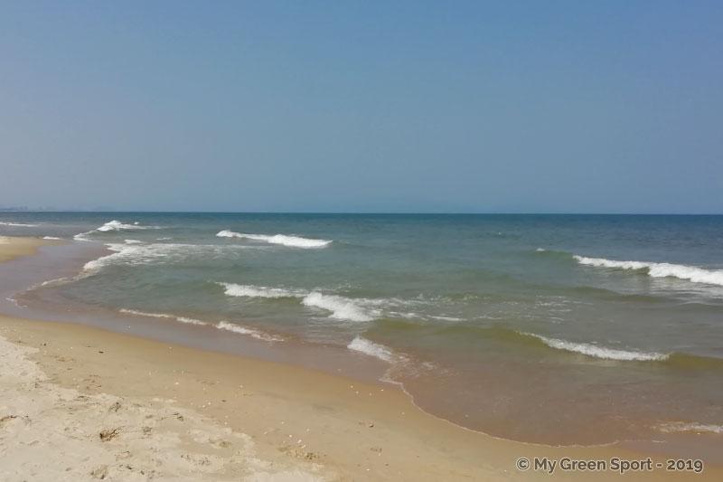 Voyager autrement au Vietnam : La plage de Hoi An