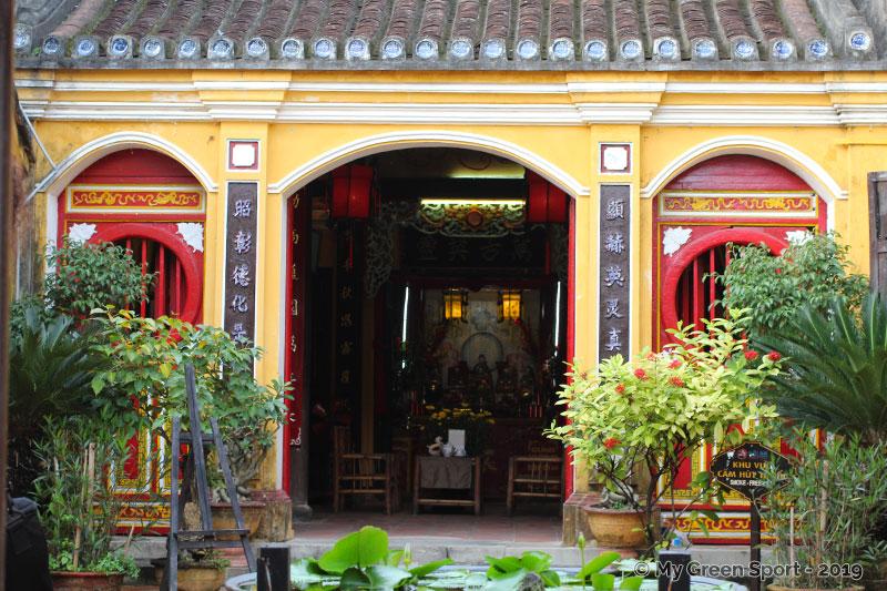 Voyager autrement Vietnam : Temple Hoi An