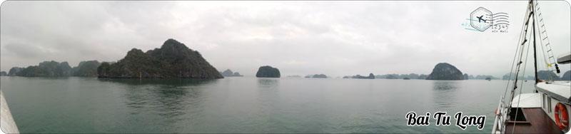 Voyager autrement Vietnam : Bai Tu Long