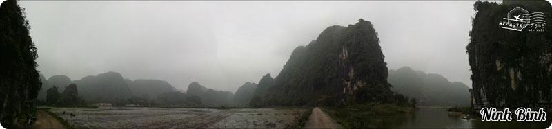 Voyager autrement Vietnam : Baie d'Halong Terrestre