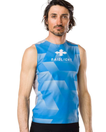 Débardeur Trail Running Revolutiv homme Made in France Raidlight