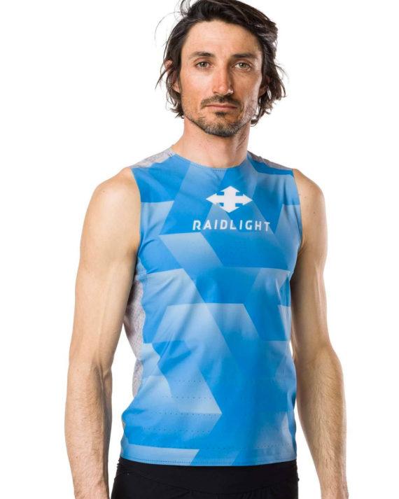 Débardeur Trail Running Revolutiv homme Made in France Raidlight