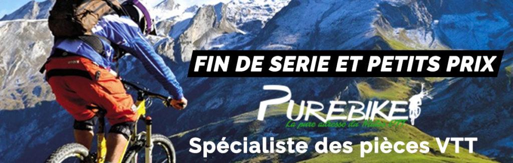 Fin de serie, promo et petits prix chez Purebike