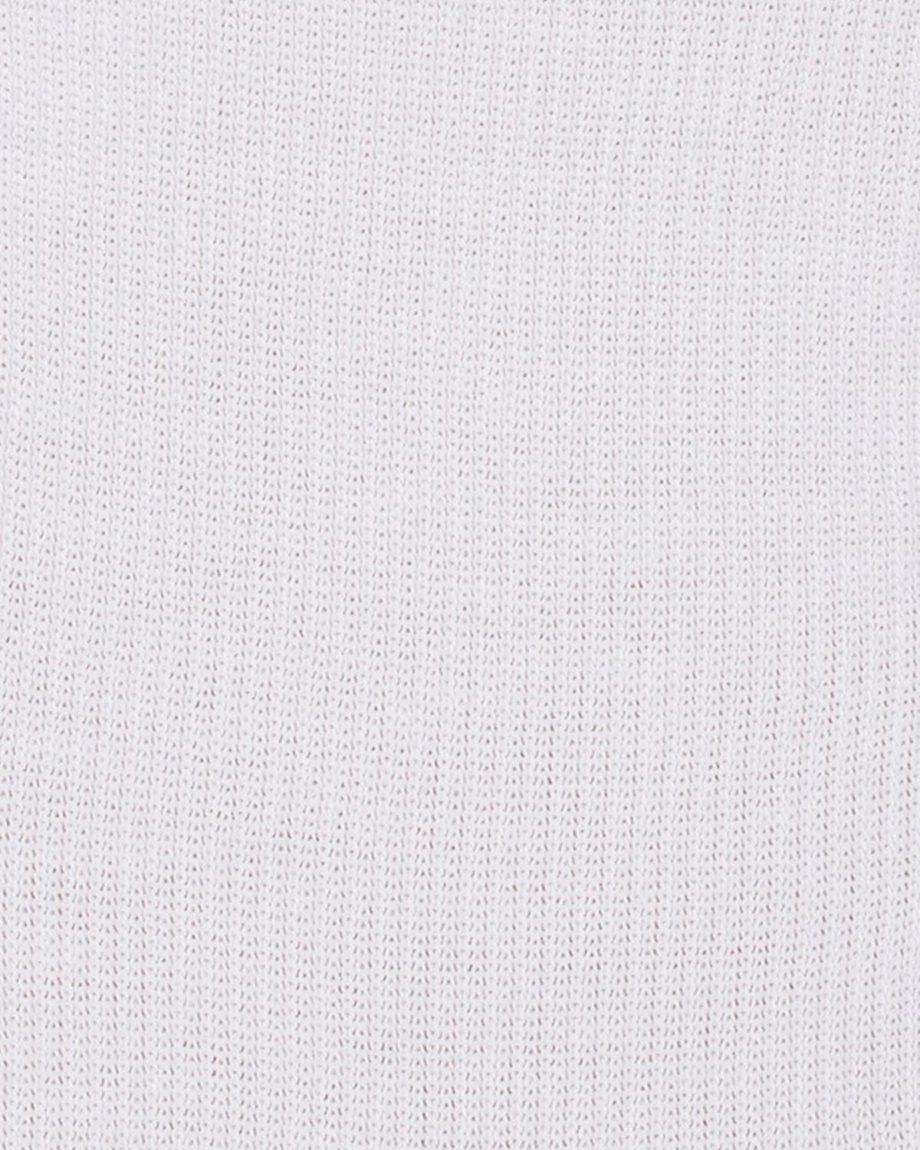 Socquettes Running Homme Femme Labonal Blanc Détails