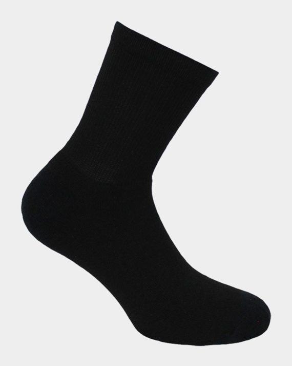 Socquettes Running Homme Femme Labonal Noir
