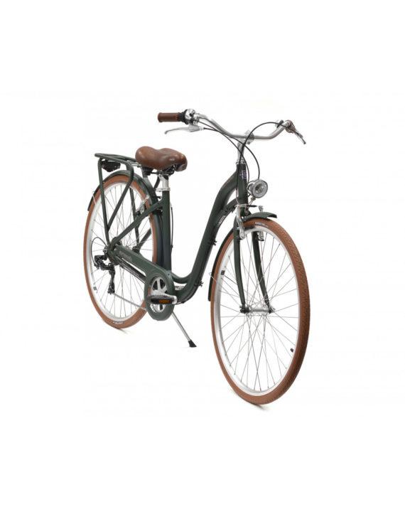Vélo de ville Charleston Femme Arcade Cycles 28 pouces 7 vitesses