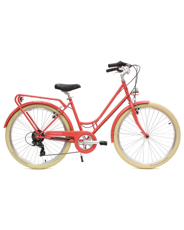 Vélo de ville Renaissance 6 Vitesses fabriqué en France par Arcade Cycles