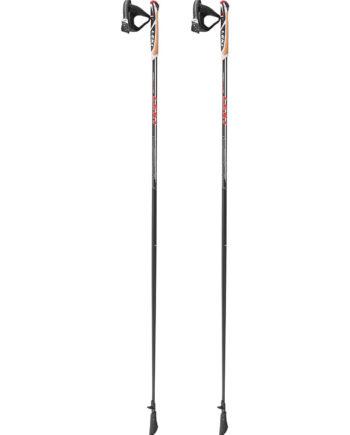 batons de marche nordique leki walker platinium