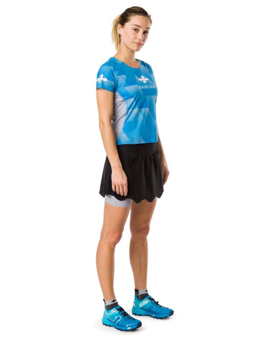 Jupe Short Trail Running Revolutiv femme Made in France Raidlight