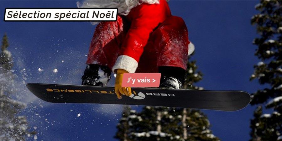 Sélection de cadeaux de Noël Sportifs t éco-responsable