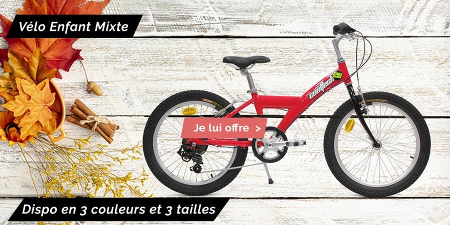Vélo enfant fabriqué en France Arcade Cycles