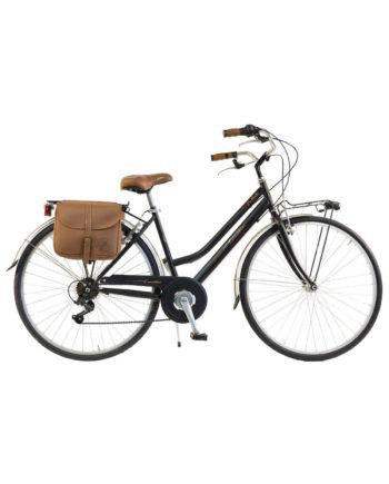 Via Veneto Canellini vélo de ville femme rétro Acier