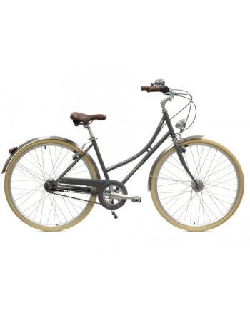vélo de ville S5 Sturmey coffee femme arcade cycles