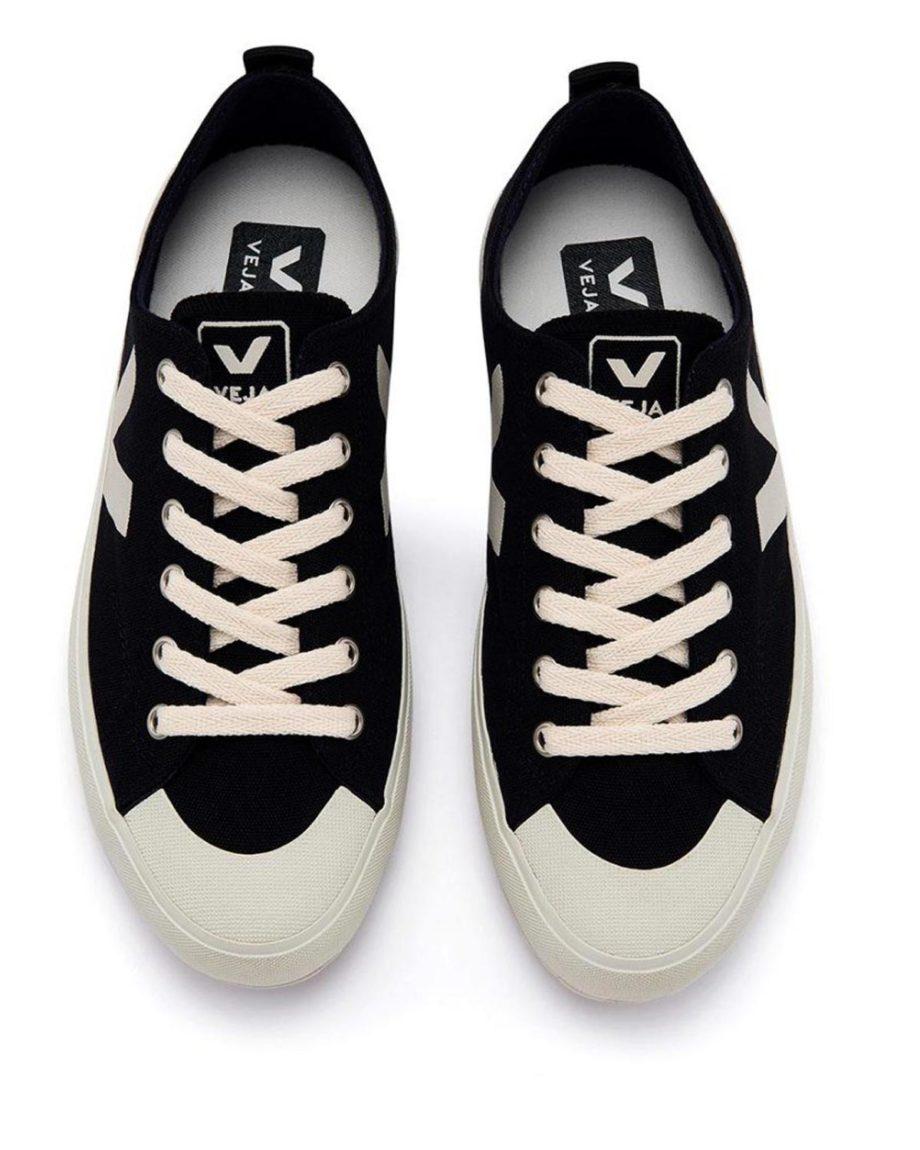 sneakers homme veja noir nova