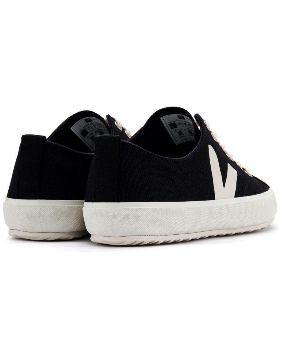 sneakers veja noir homme nova