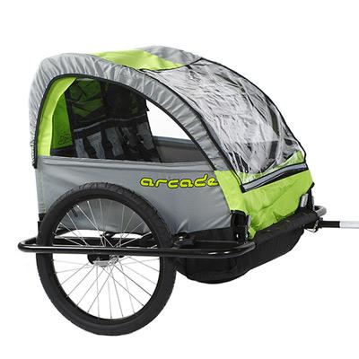 Remorque vélo enfant Baby Van