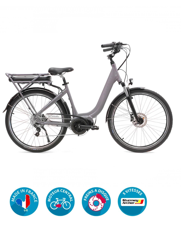 vélo électrique vitality classic arcade cycles
