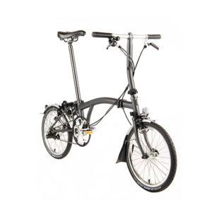 vélo pliant brompton 6 vitesses Sturmey