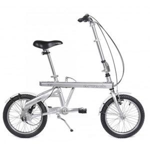 vélo pliant sliding arcade cycles