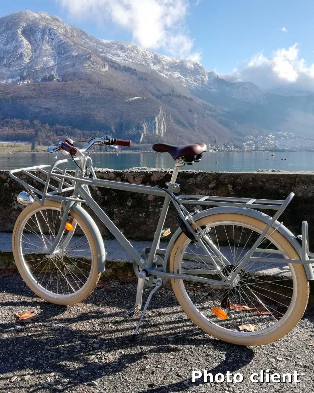 Vélo de ville Coursier Homme 7 Vitesses by Arcade Cycles