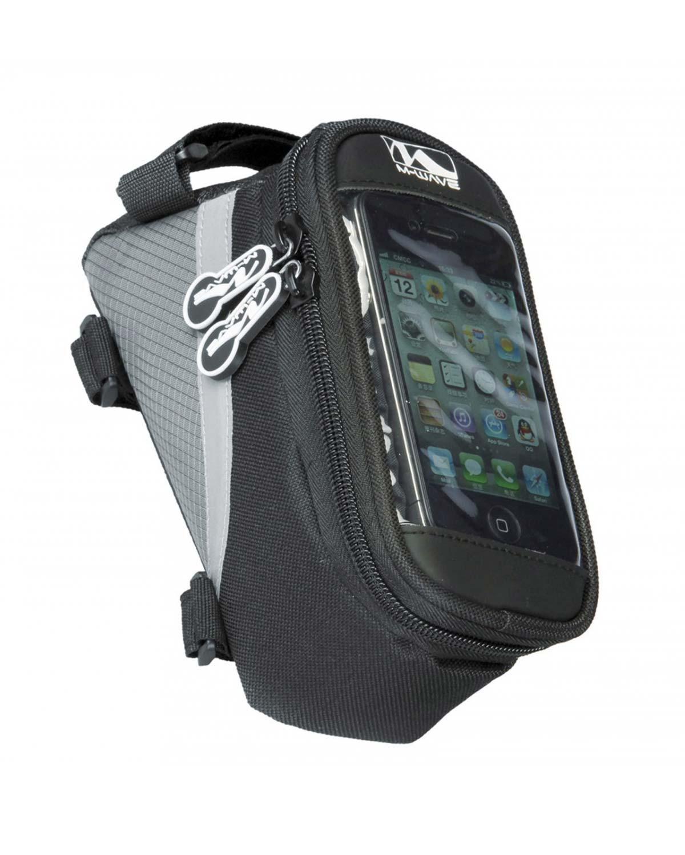 Sacoche smartphone tactile pour vélo