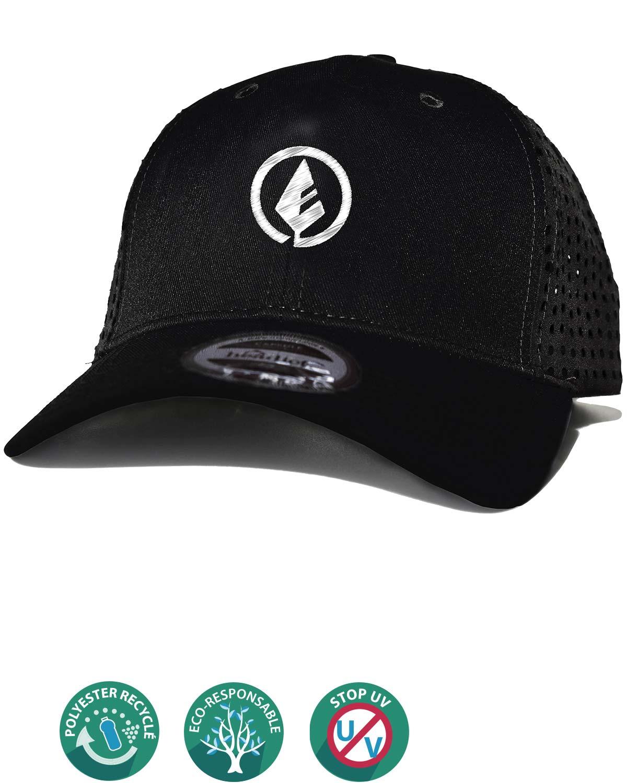 Casquette technique unisexe polyester recyclé Wild Cap
