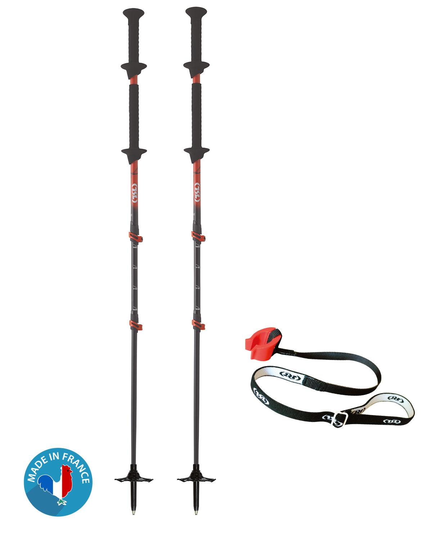 Bâtons de Ski Rando Move Carbon 3 TSL Outdoor