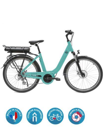 vélo électrique brooklyn arcade cycles